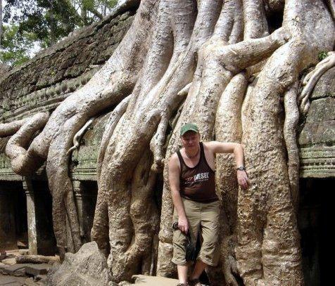 Ankor Wat - Kambodża
