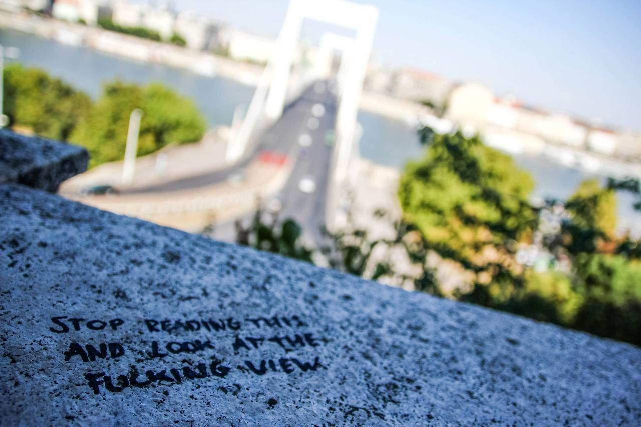 Most Elżbiety - Budapeszt, Węgry