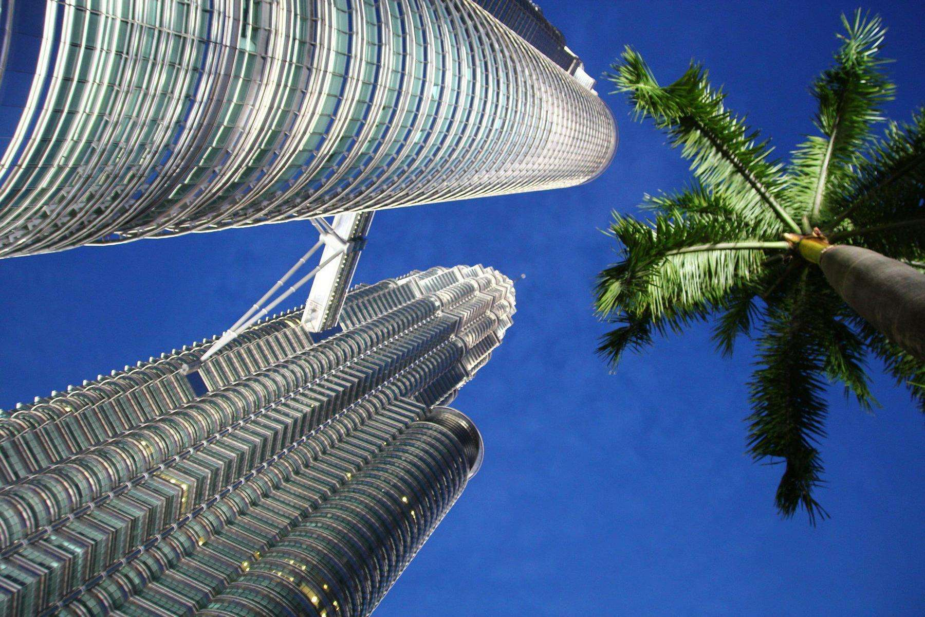 Kuala Lumpur - Pertonas Twoers