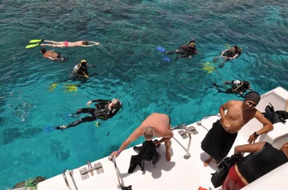 Egipt - nurkowania