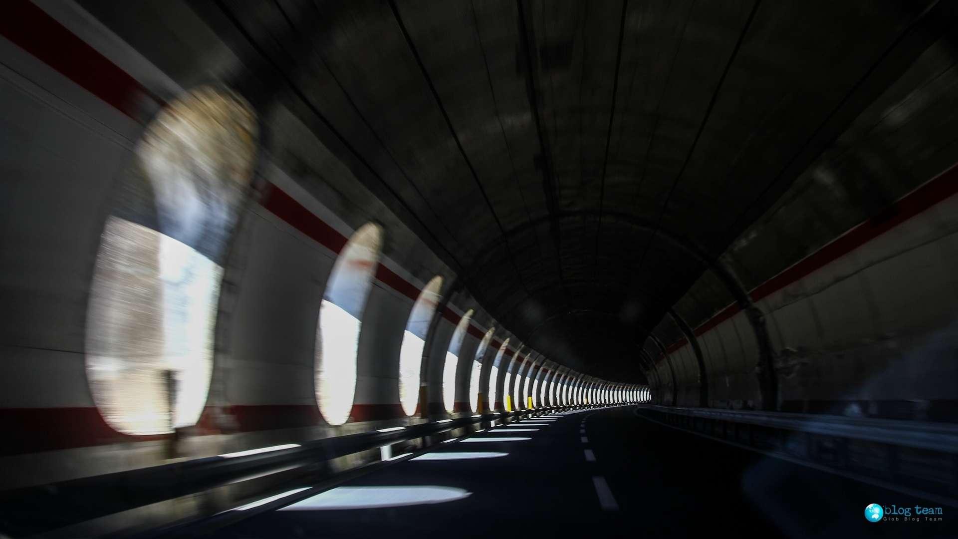 Tunel na Sycylii