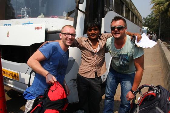 Mombay i autobus