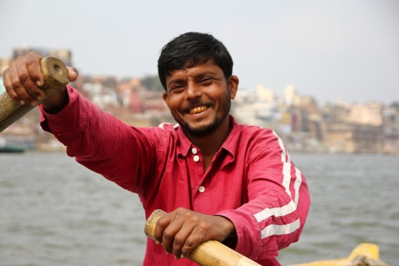 na Gangesie