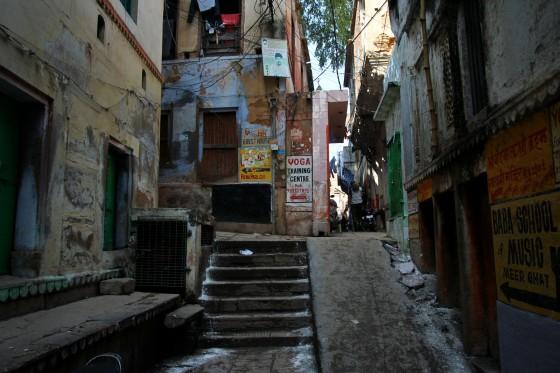 Ulice Waranasi
