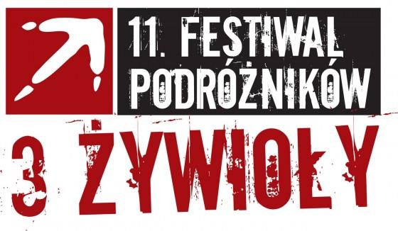 12345 Festiwal Podróżników Trzy Żywioły – Kraków 2014