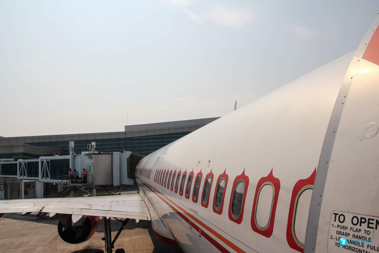 Samolot AirIndia