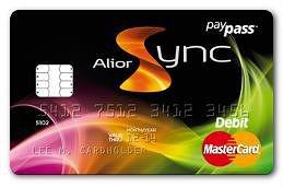 Karta Alior Sync
