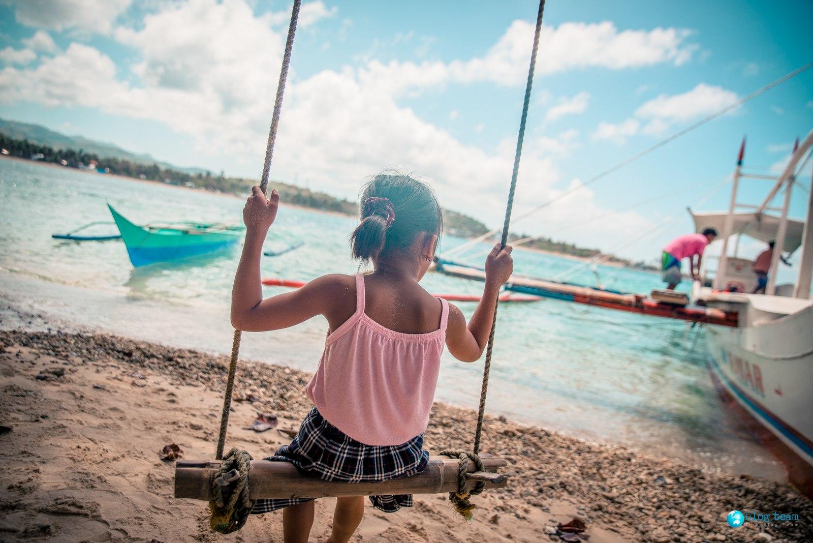 Magic Island niedaleko Boracay.