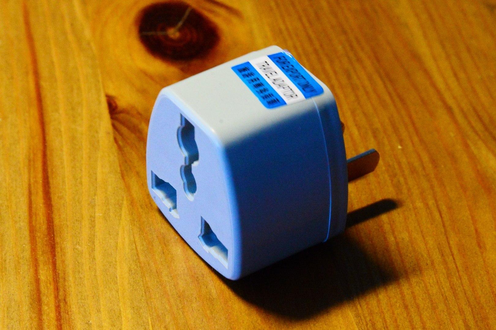 Wtyczka elektryczna Filipiny
