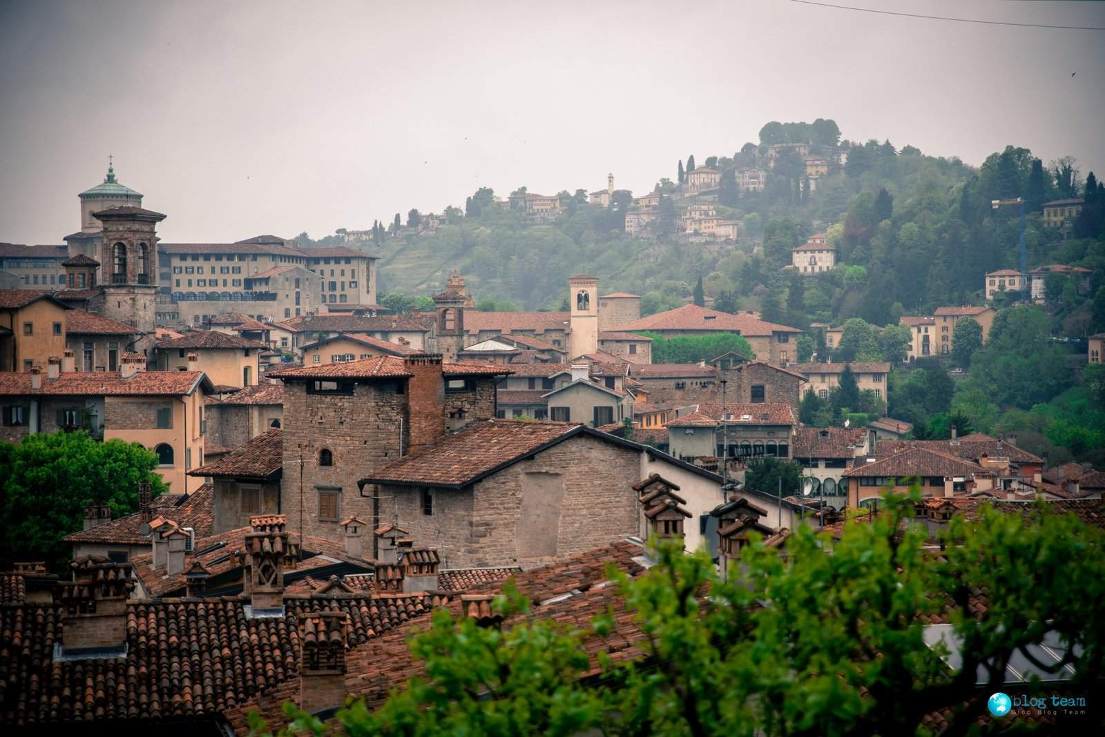 Panorama Bergamo