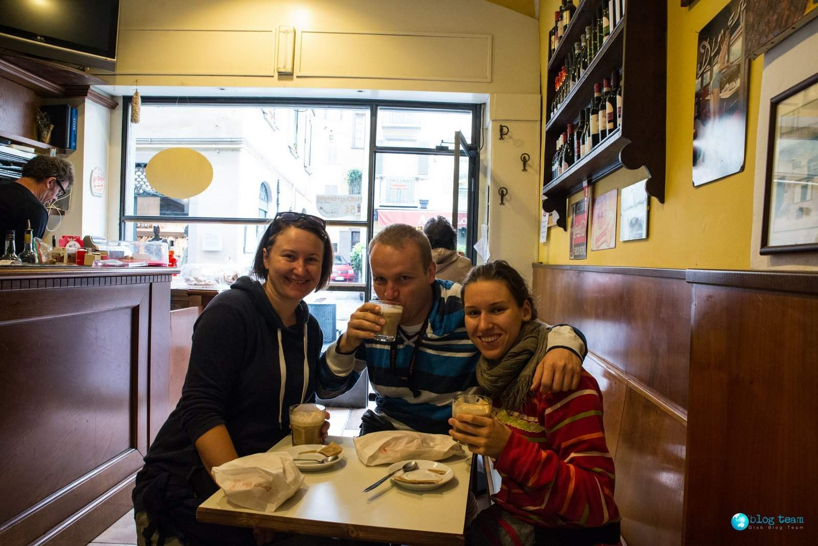 Bergamo Cafe - Kawiarnia w Bergamo
