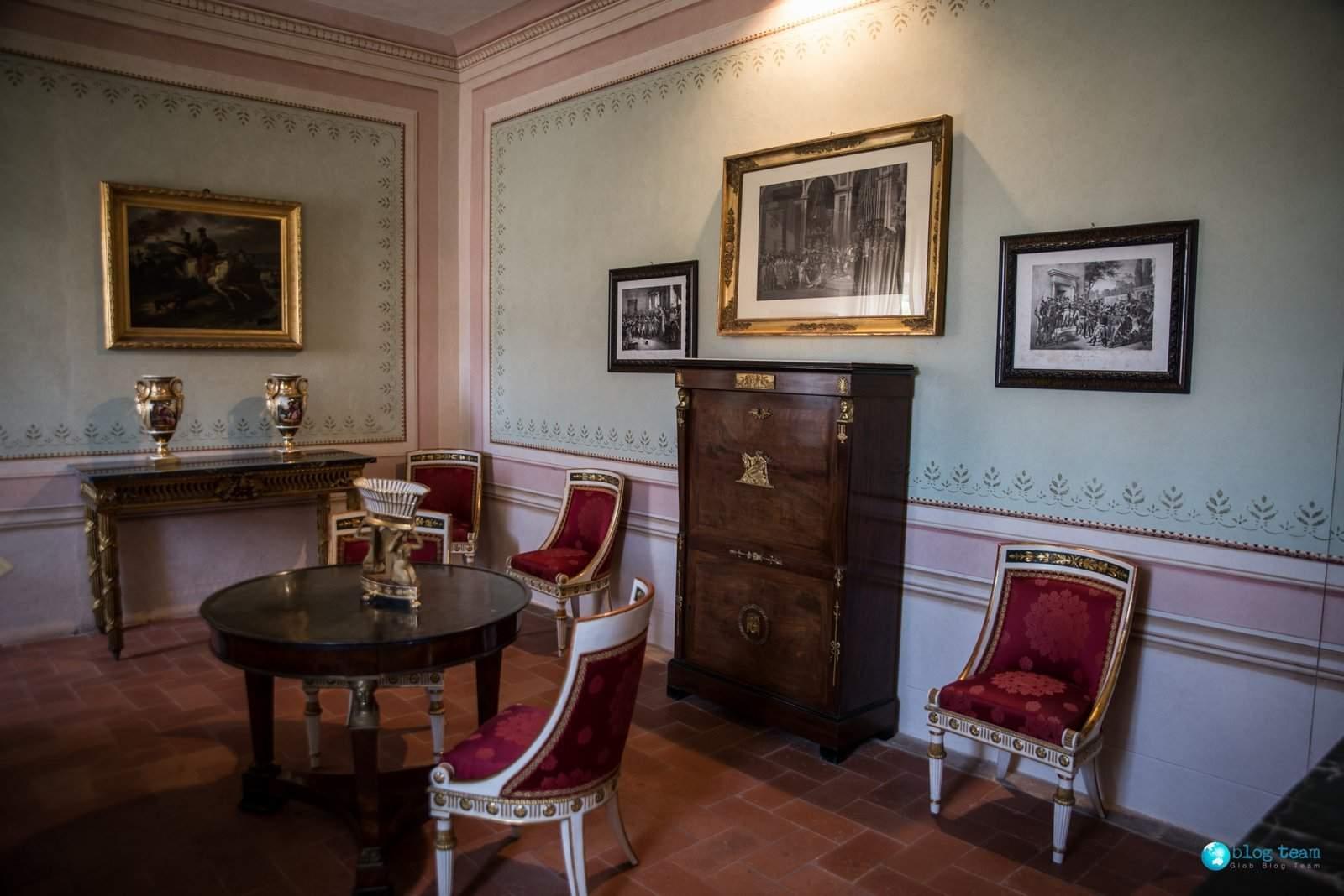 Dom Napoleona na Elbie