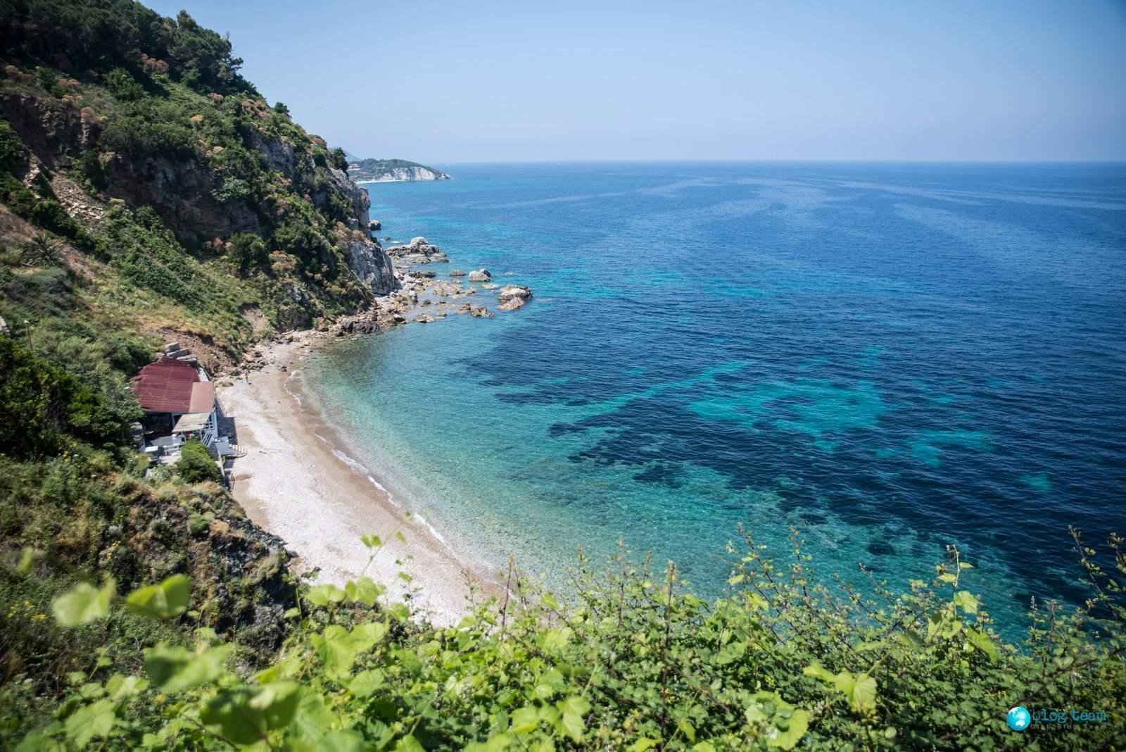 Spiaggia de Le Viste - Elba