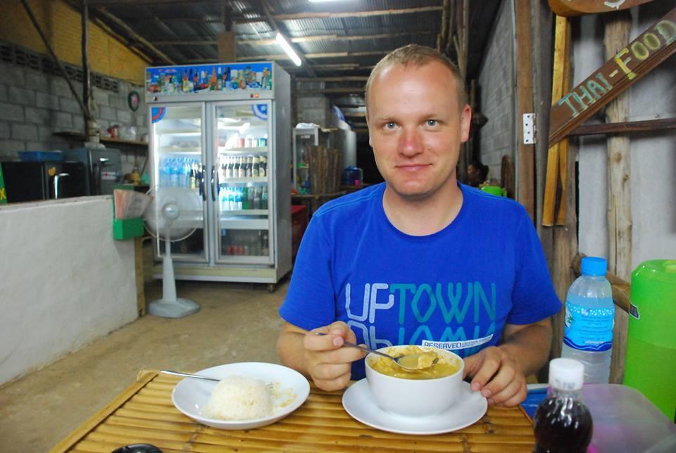 Massanam Curry na Ko Lancie