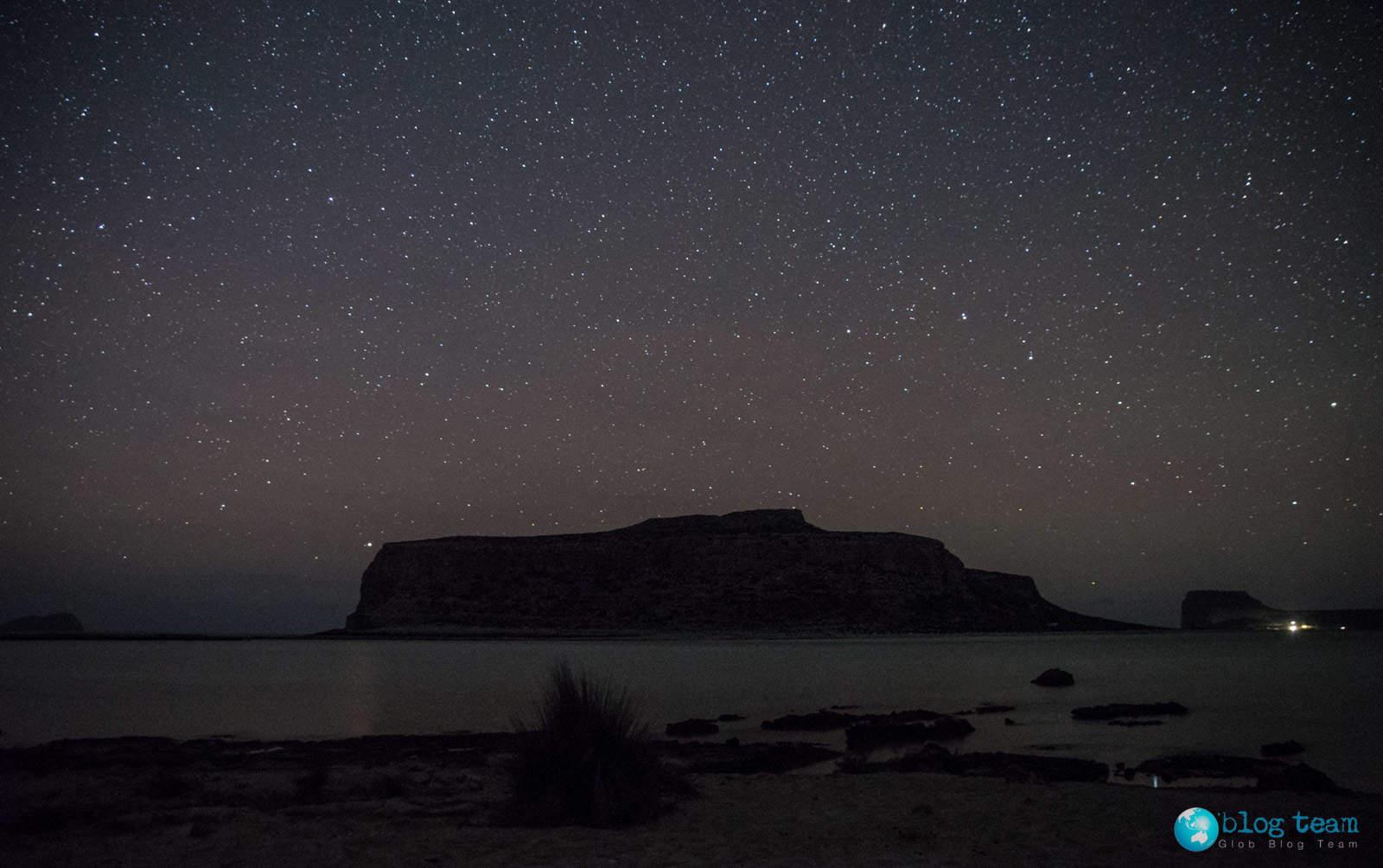 Cap Tigani - Balos na Krecie - Cap Tigani Balos Beach, Crete