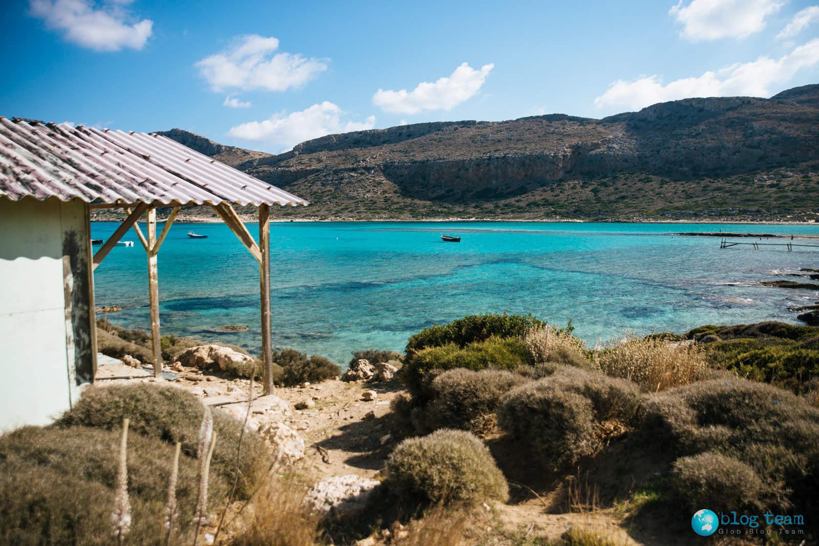 Domek przy plaży