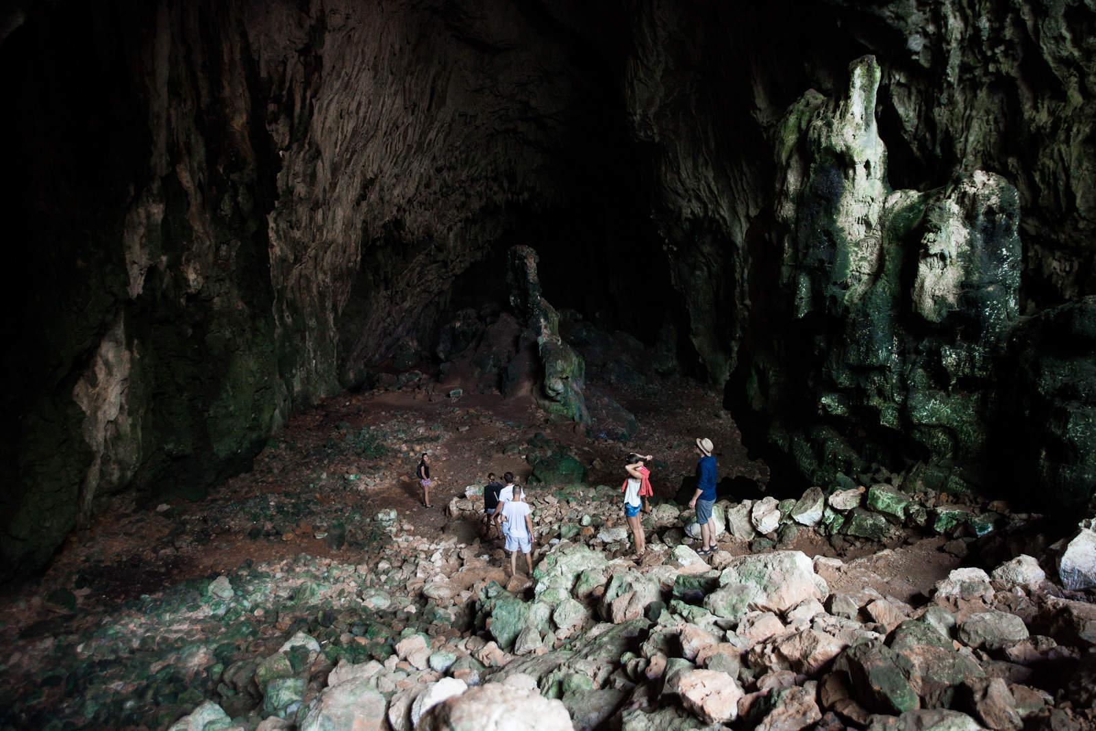 Jaskinia na Krecie