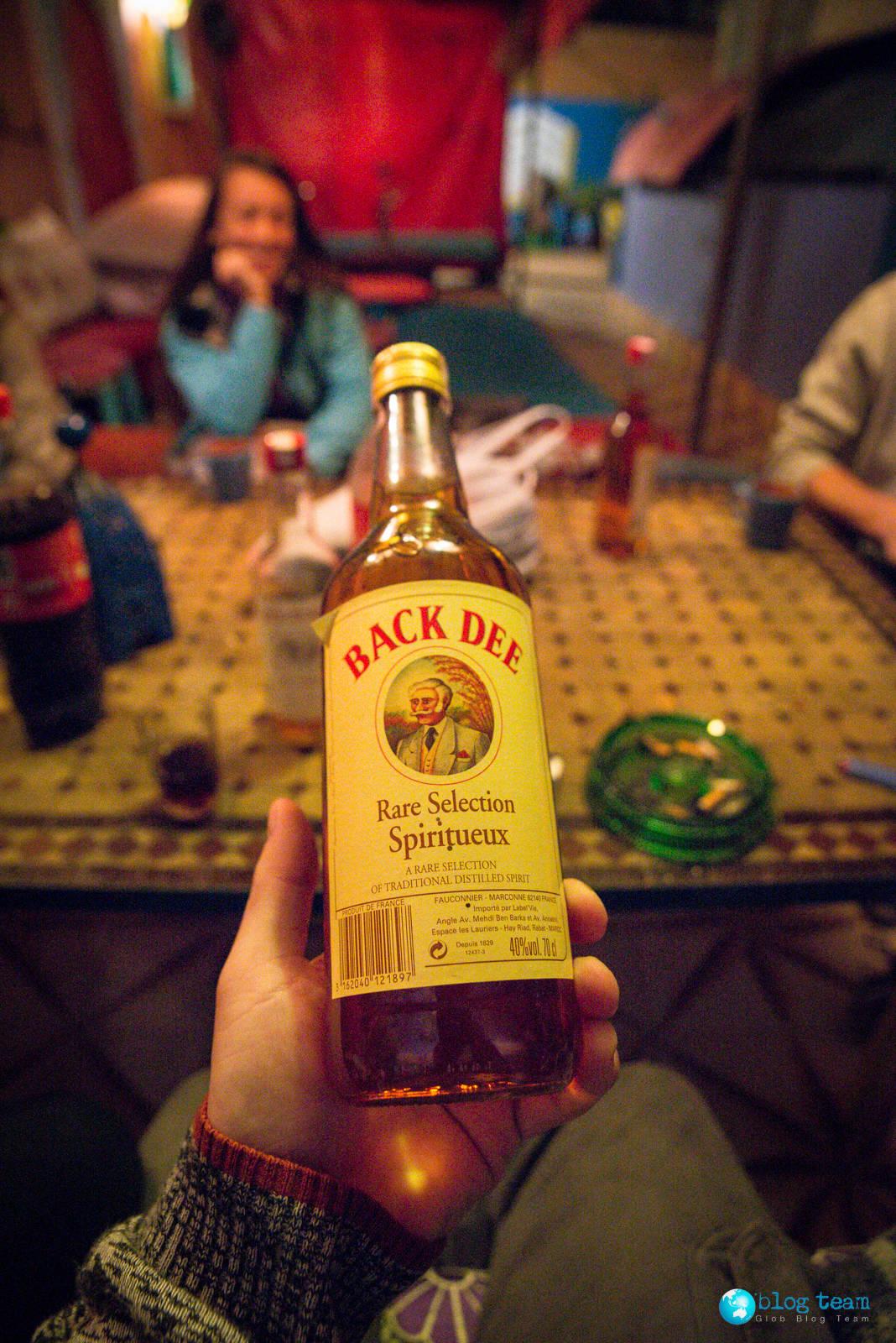 Alkohol w Maroku