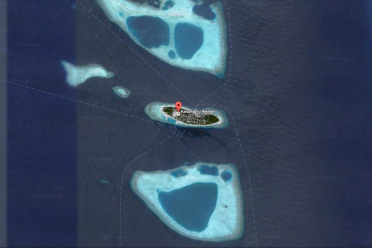 Kalaafaanu Retreat Adh.Hangnaameedhoo, South Ari Atoll