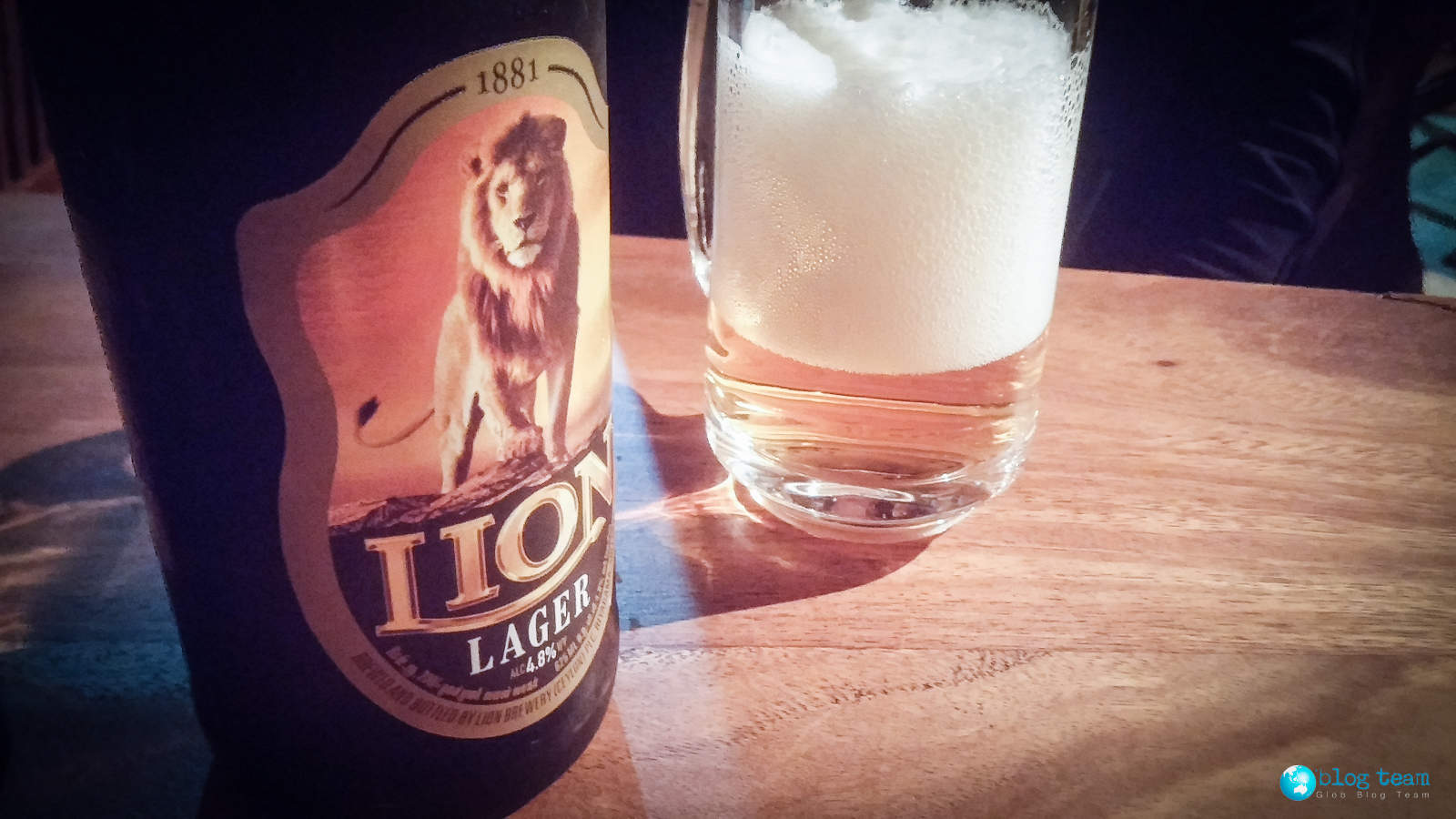 Lion Beer Sri Lanka