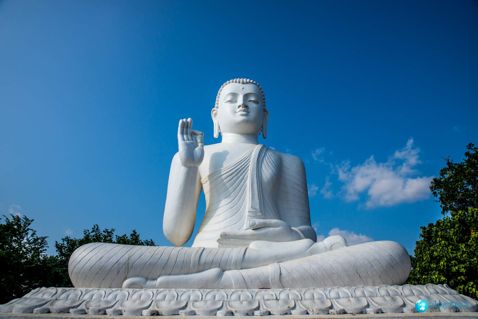 Mihintale Budda