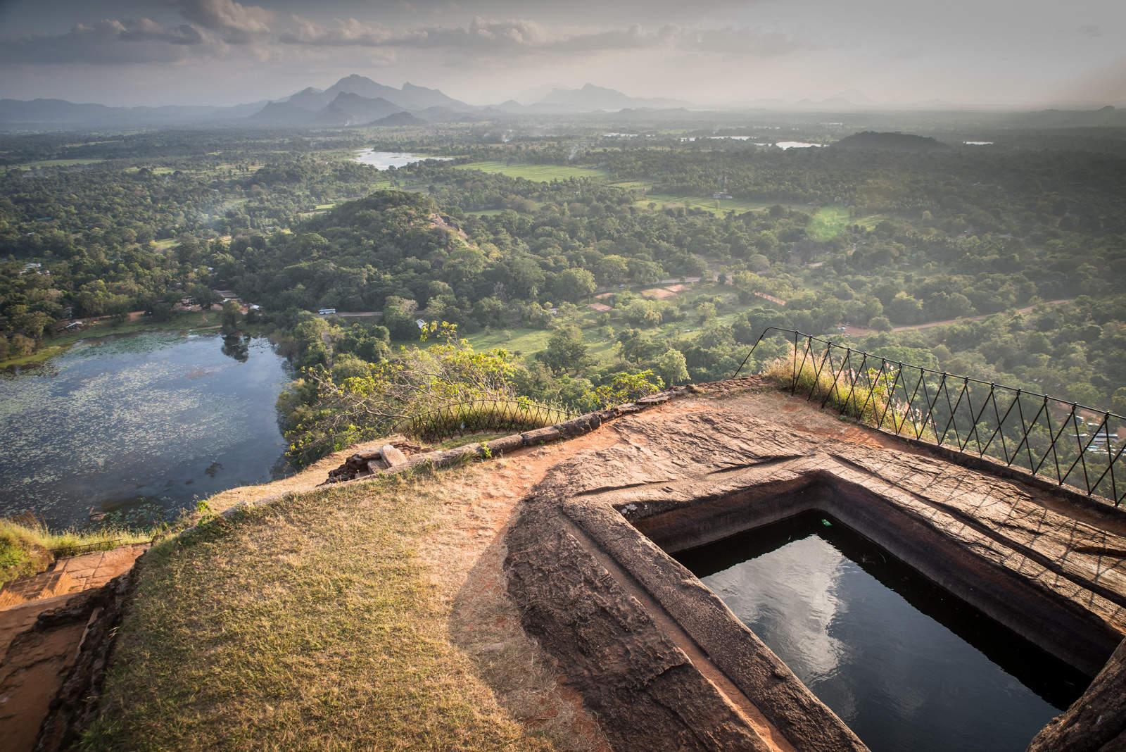 Sigiriya Lion Rock Sinhalese