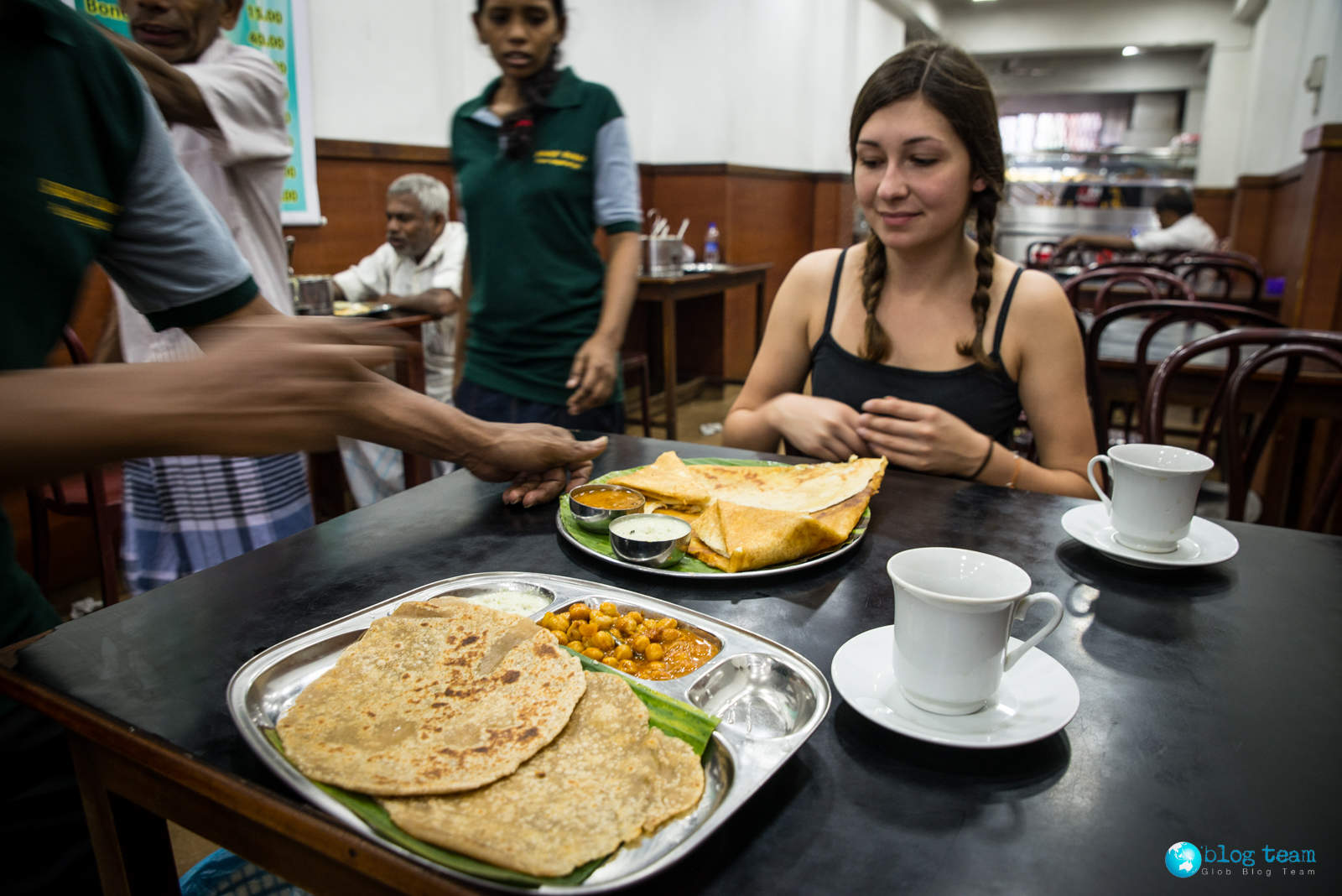 Roti in Kandy