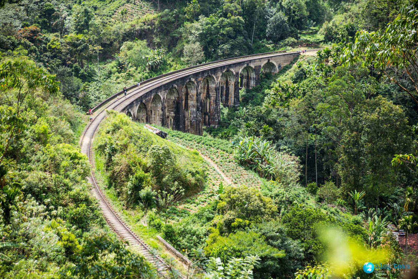 Demodara Nine Arch Bridge (Ella, Sri Lanka)