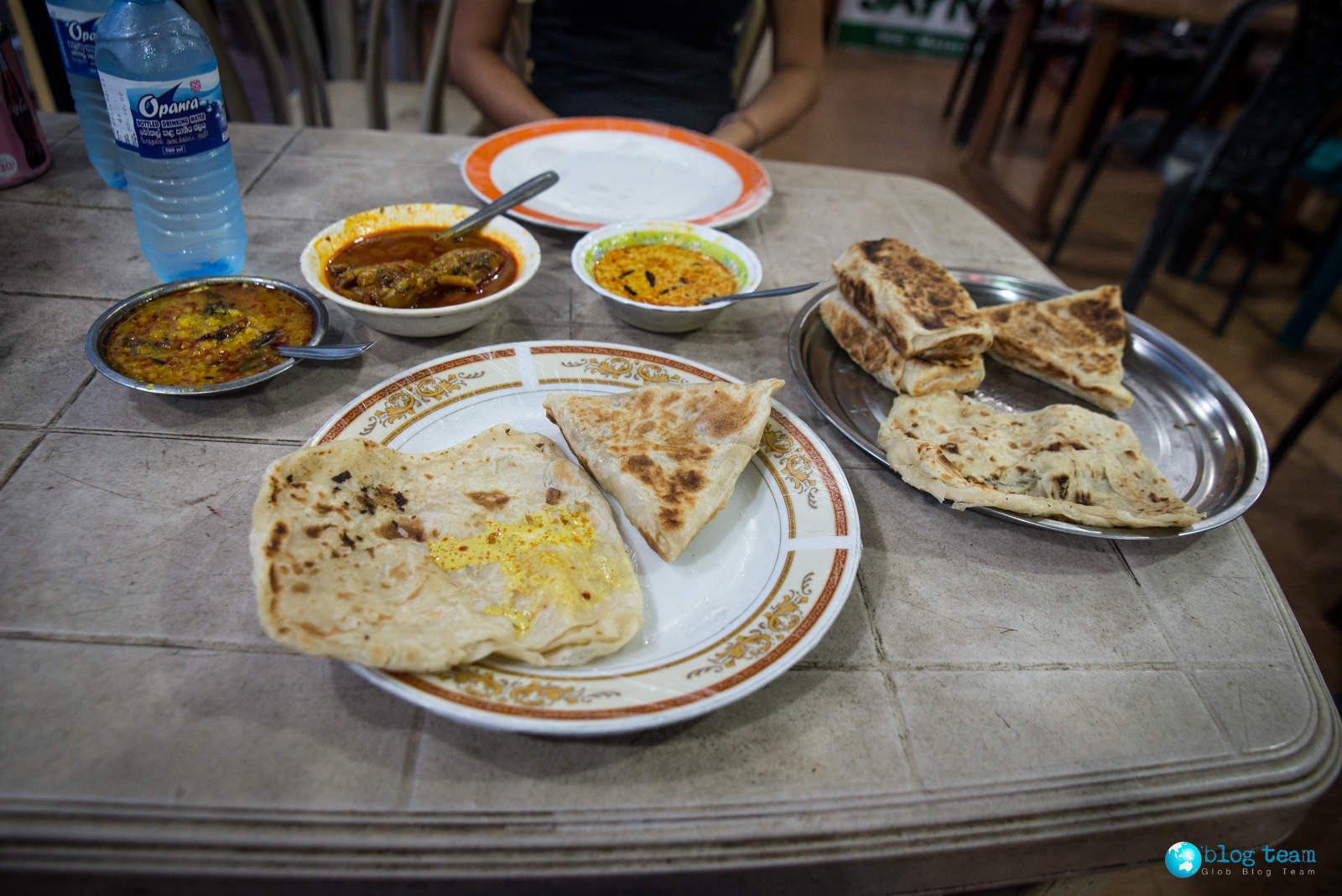 Jedzenie na Sri Lance