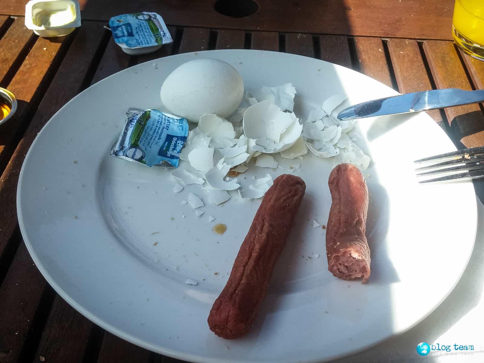 Śniadanie na Hulhumale