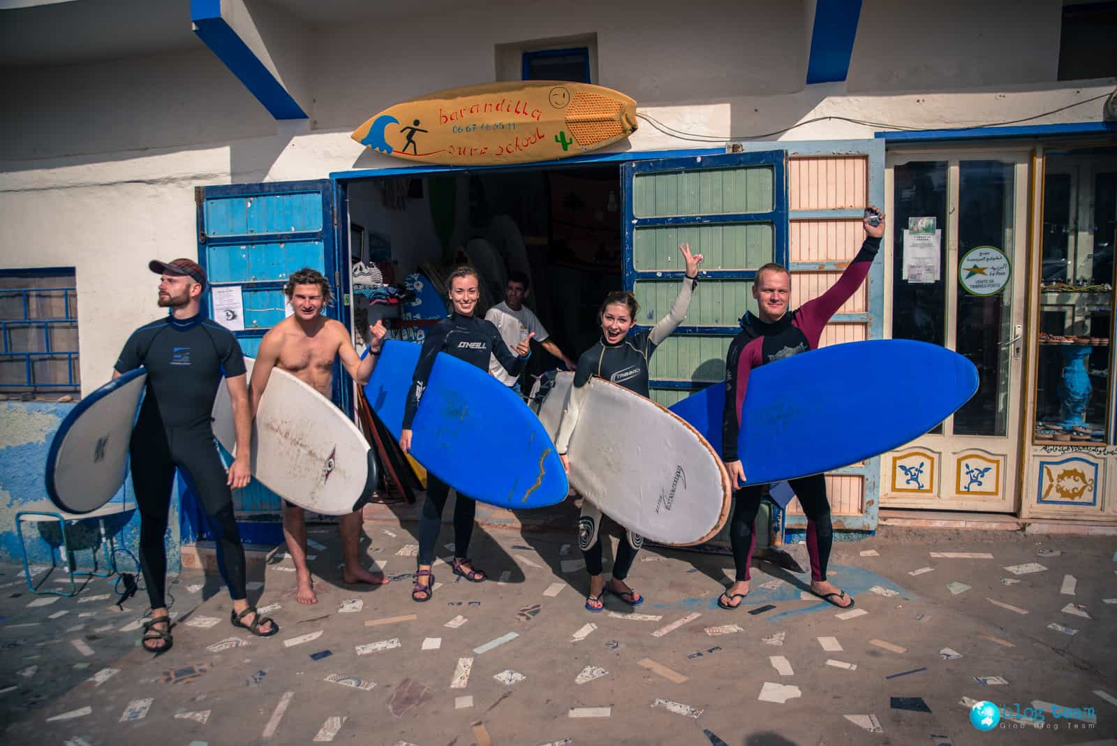 Sidi Ifni Surf School