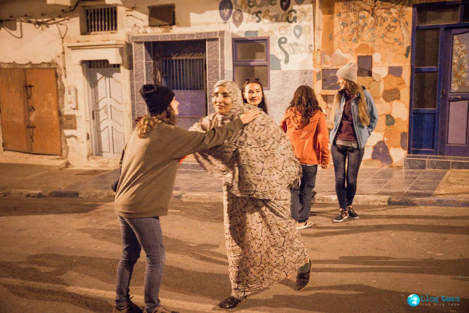 Mieszkańcy Sidi Ifni są niezwykle mili