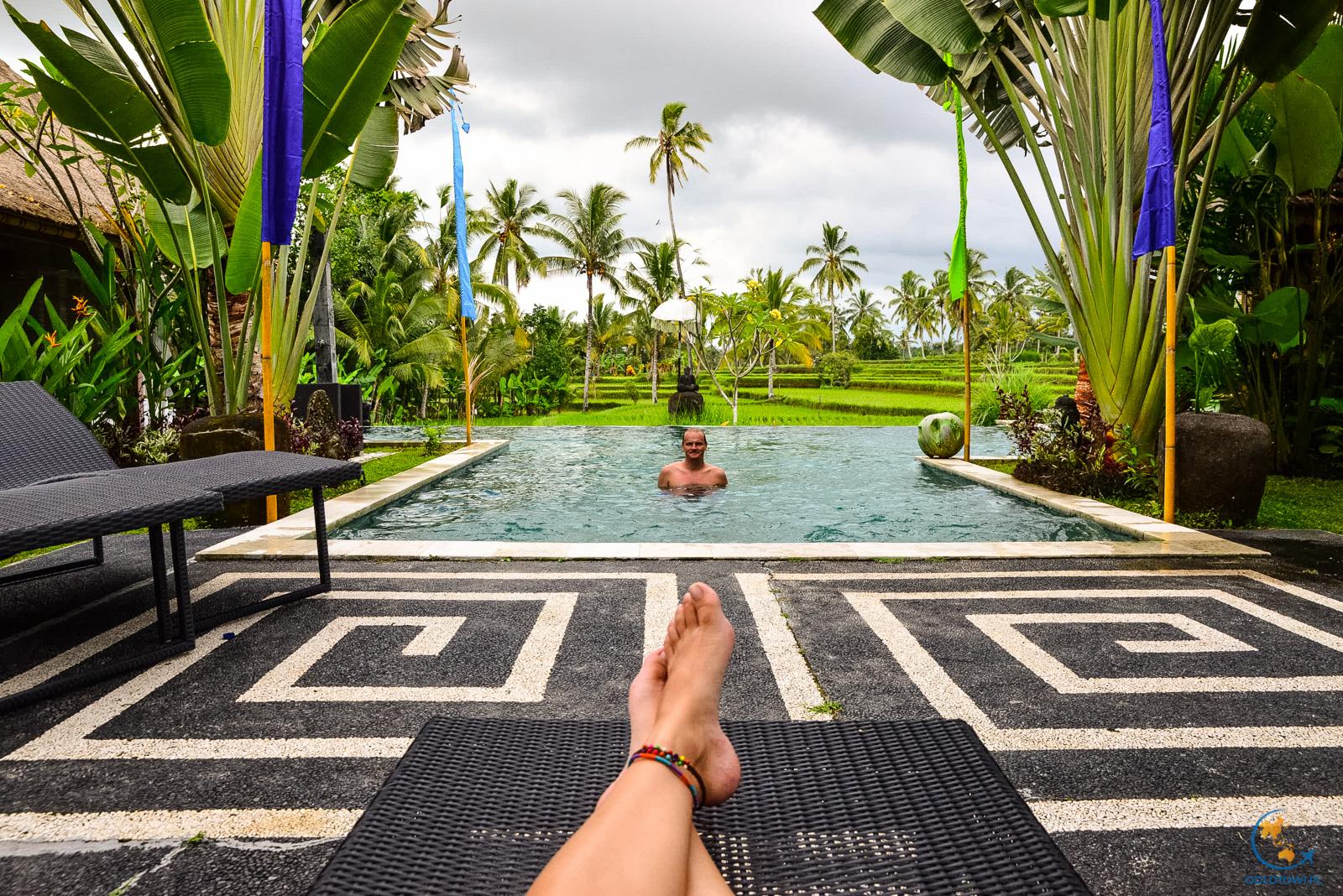 Luksusowy hotel na Bali | Luxury accommodation Bali