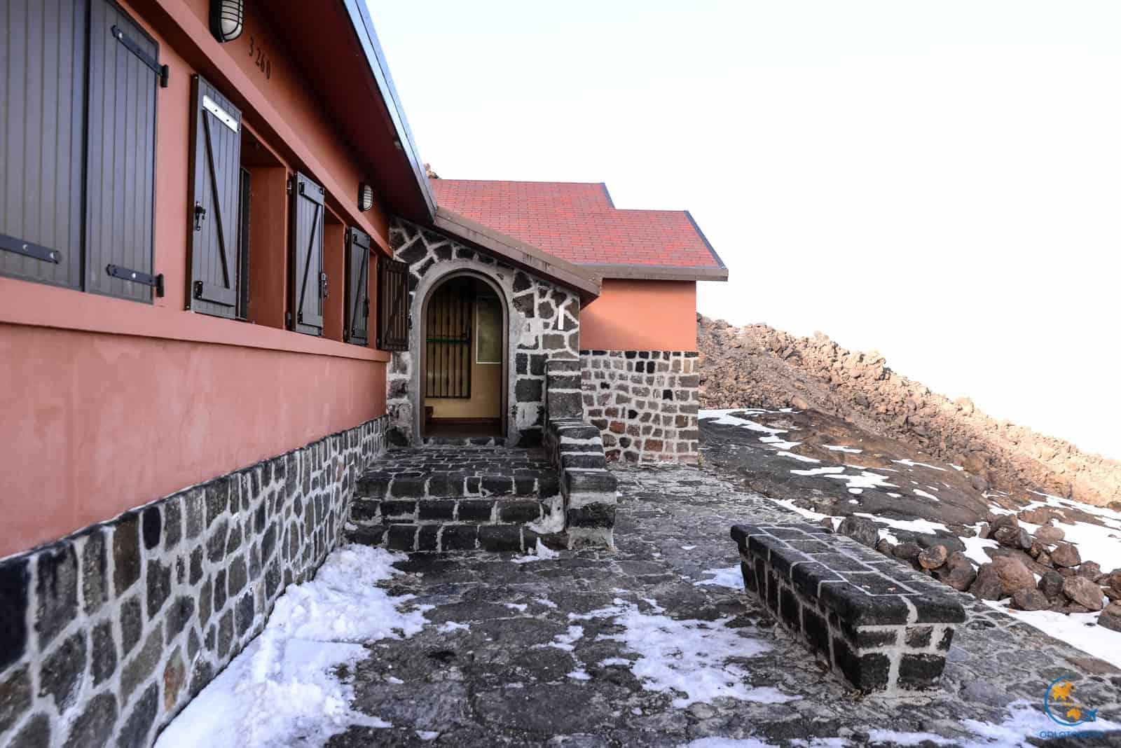 Schronisko Altavista | Altavista del Teide Refuge
