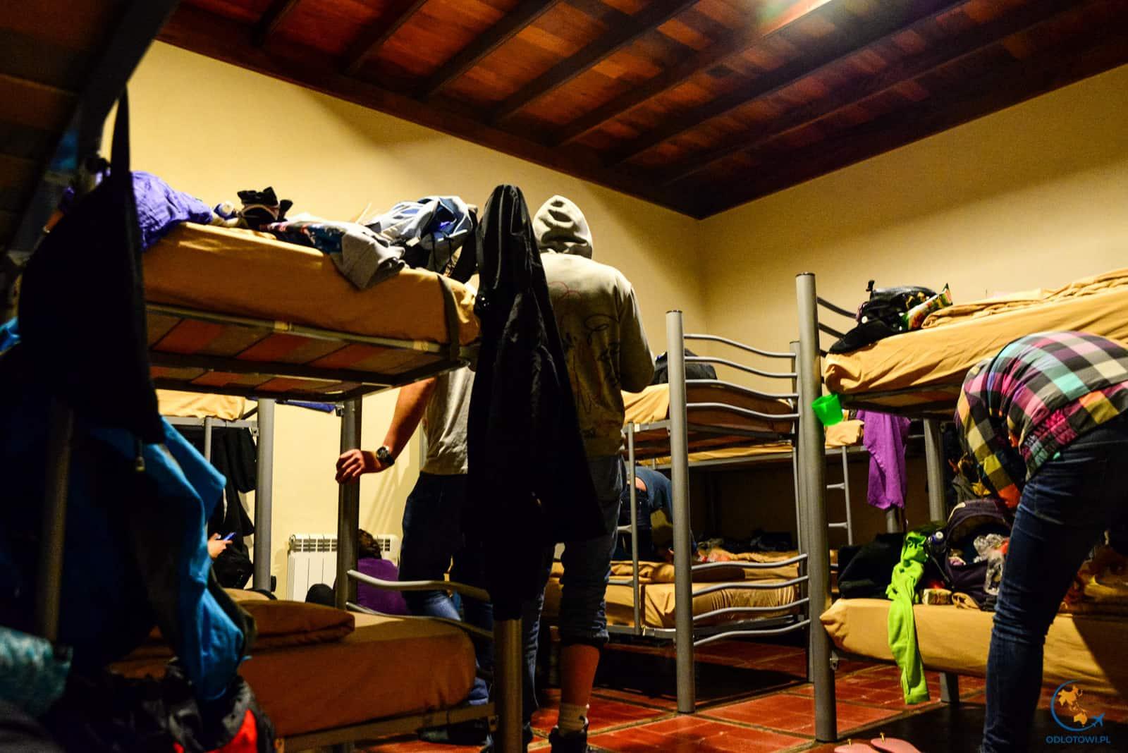 Schronisko Altavista - pokoje | Altavista del Teide Refuge