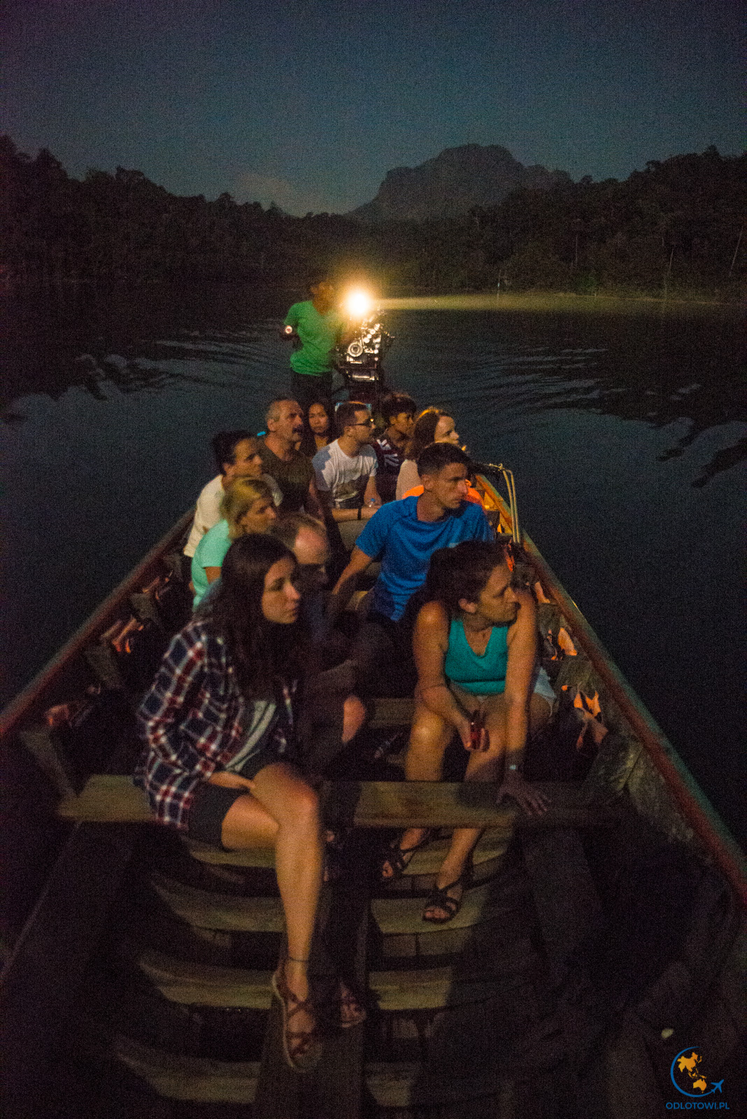 Khao Sok National Park - night trip
