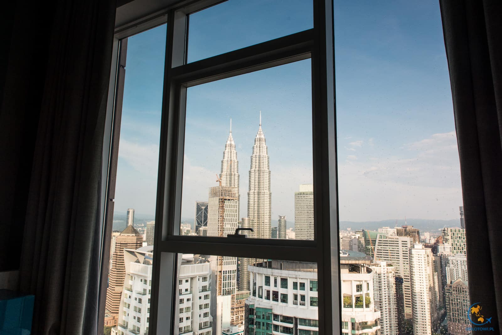 The Face Suites - apartment Petronas Towers view