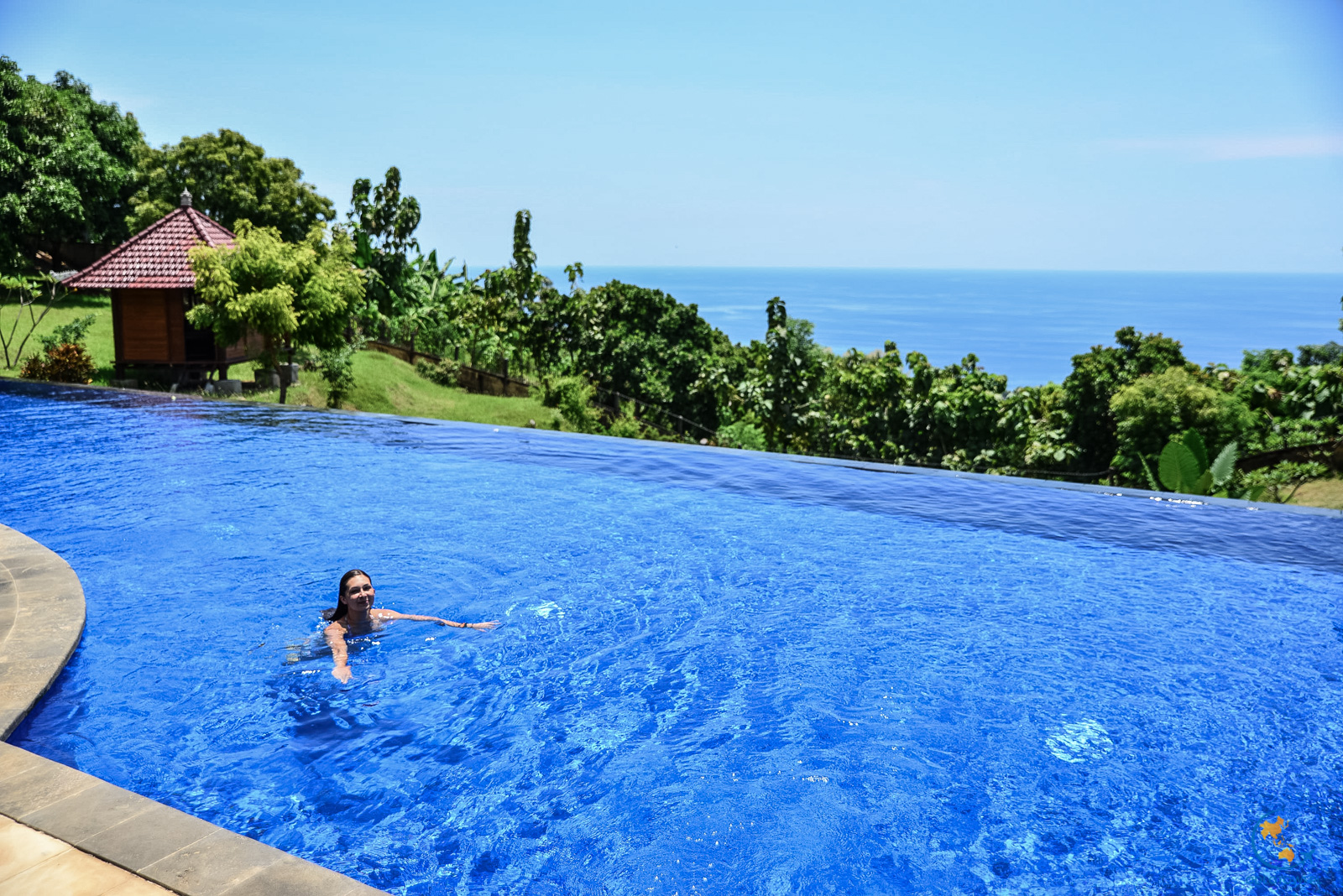 The Hamsa Resort Bali Infinity pool - Bali