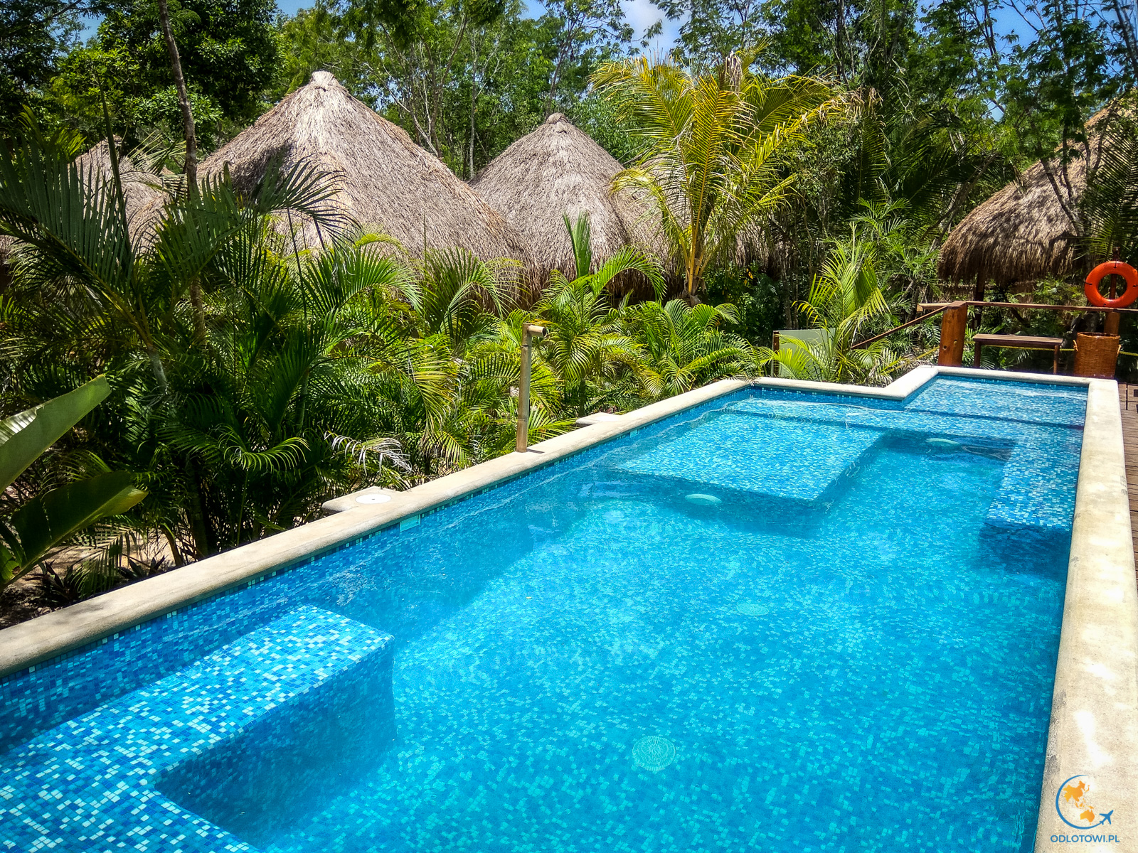Joy Tulum - pool