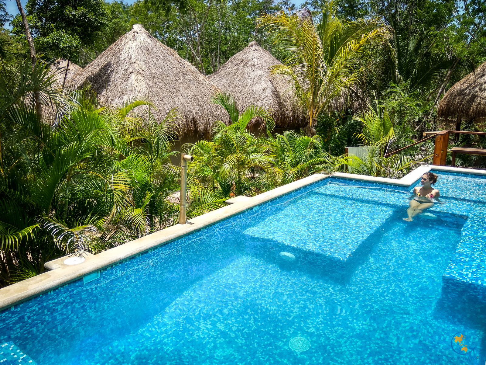 Joy Tulum jungle house