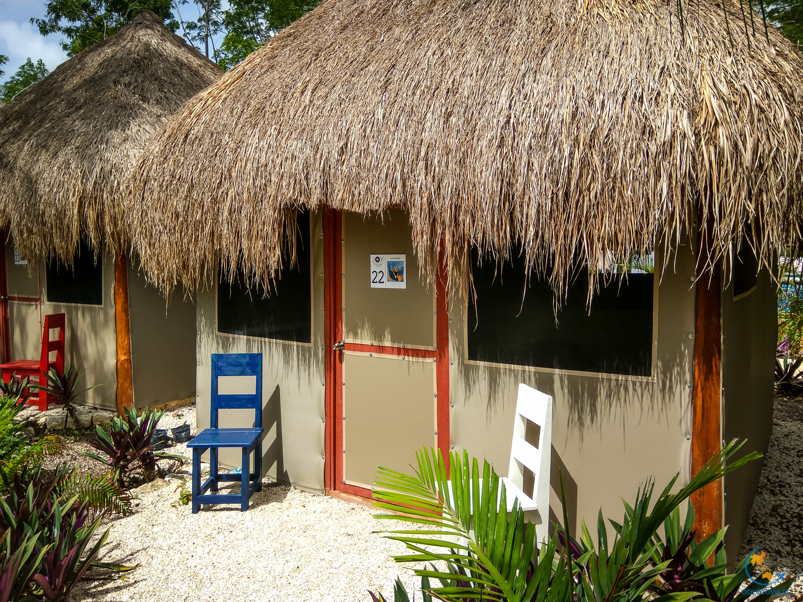 Joy Tulum bungalows